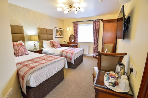 Twin Rooms at the Coach and Horses